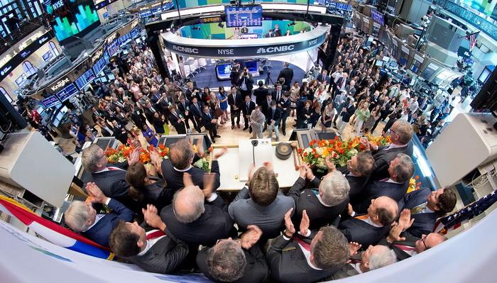 Знакомимся с фондовым рынком