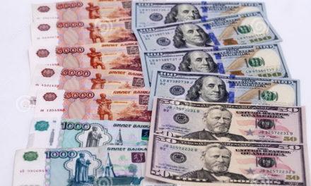 Курс валют Форекс: онлайн график доллар/рубль