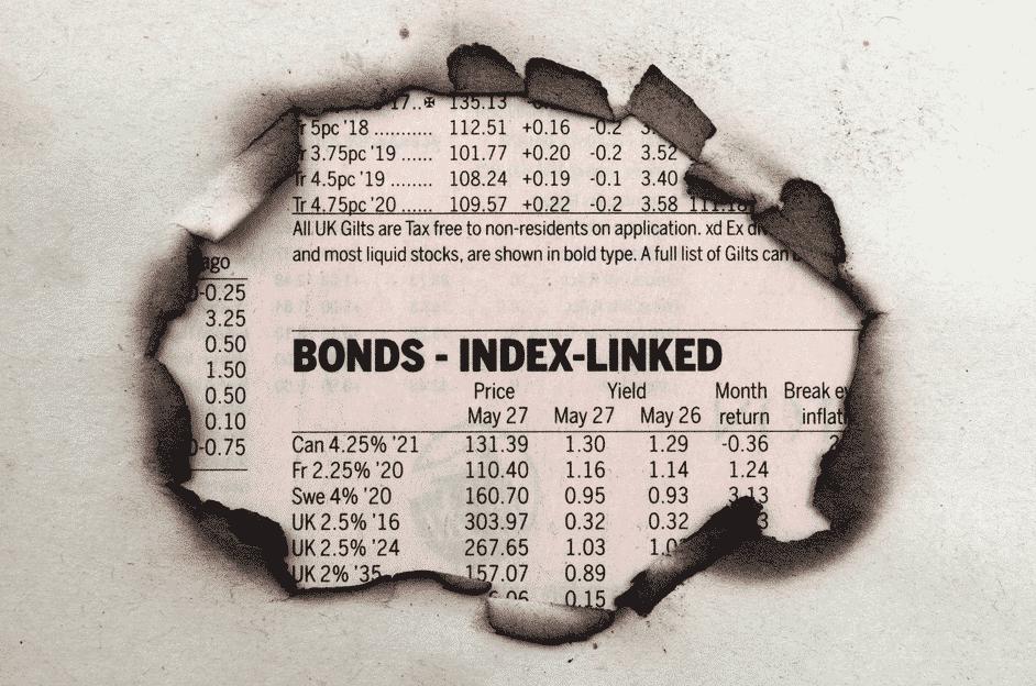 ETF на евробонды