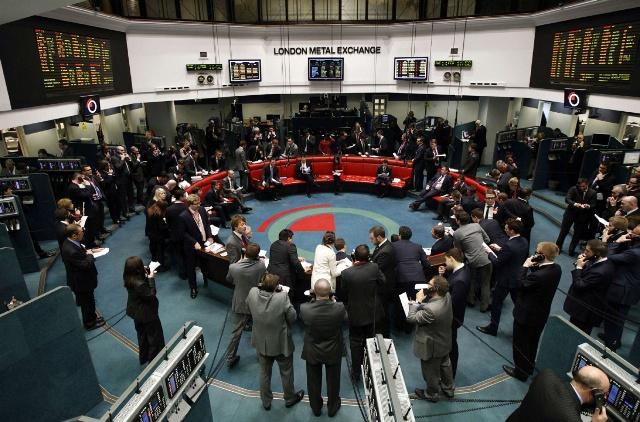 Лондонская биржа драгметаллов