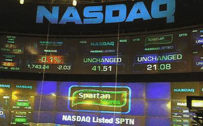 рынок NASDAQ