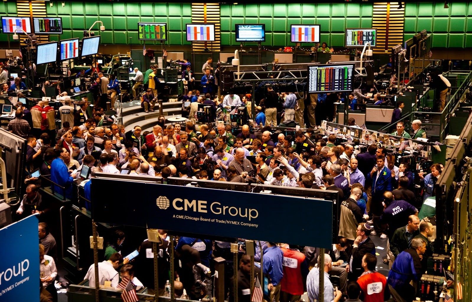 cme чикагская товарная биржа