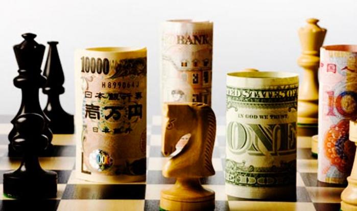 главные валютные пары