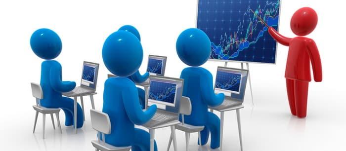 как работать на бирже форекс