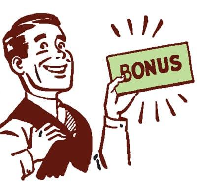 Счастливый обладатель форекс-бонуса