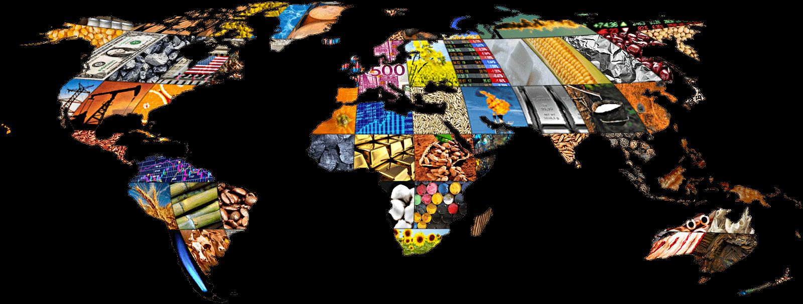 Активы товарной биржи