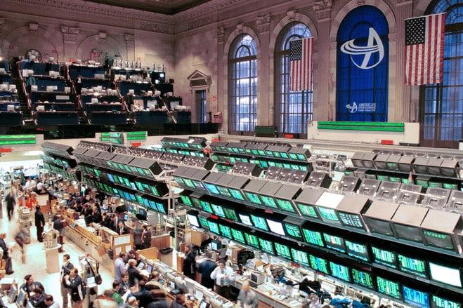 американская фондовая биржа amex