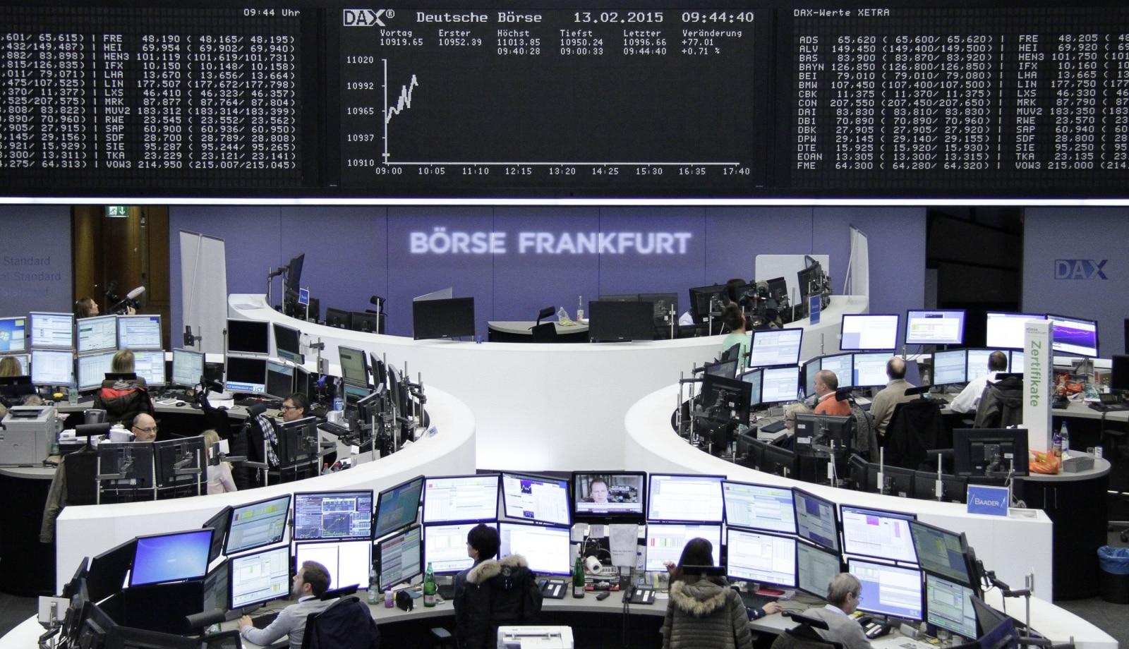 фондовая биржа fse