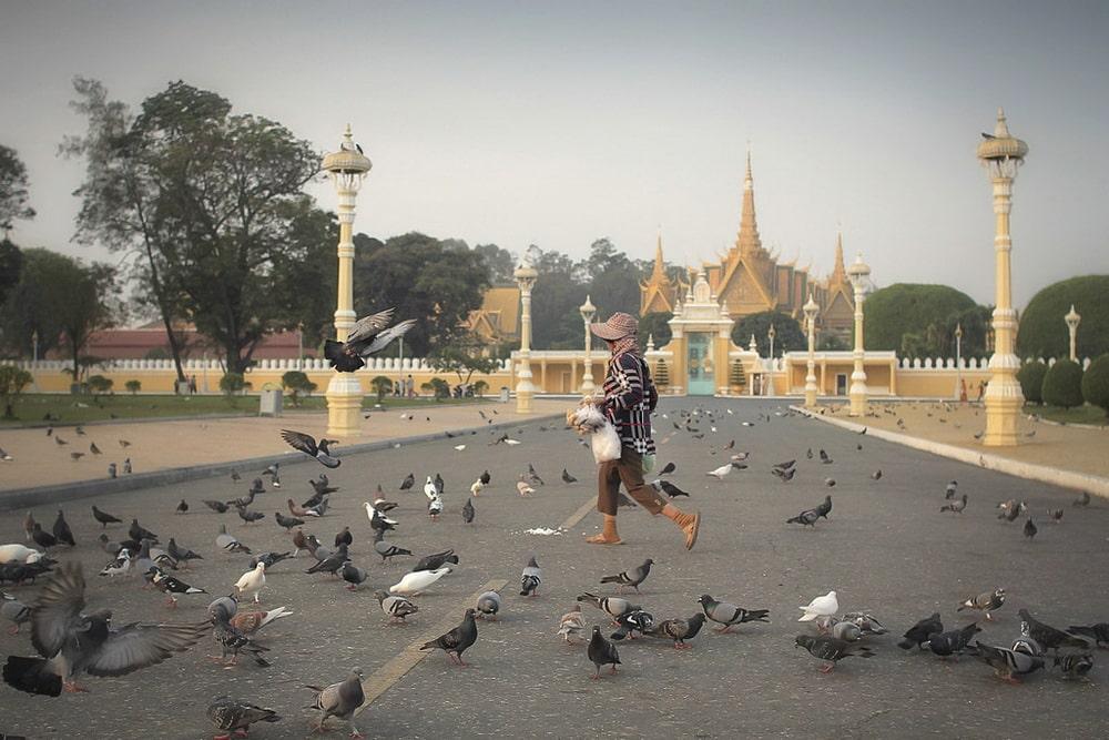 Форекс Камбоджа