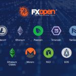Торговля криптовалютой с FXOpen